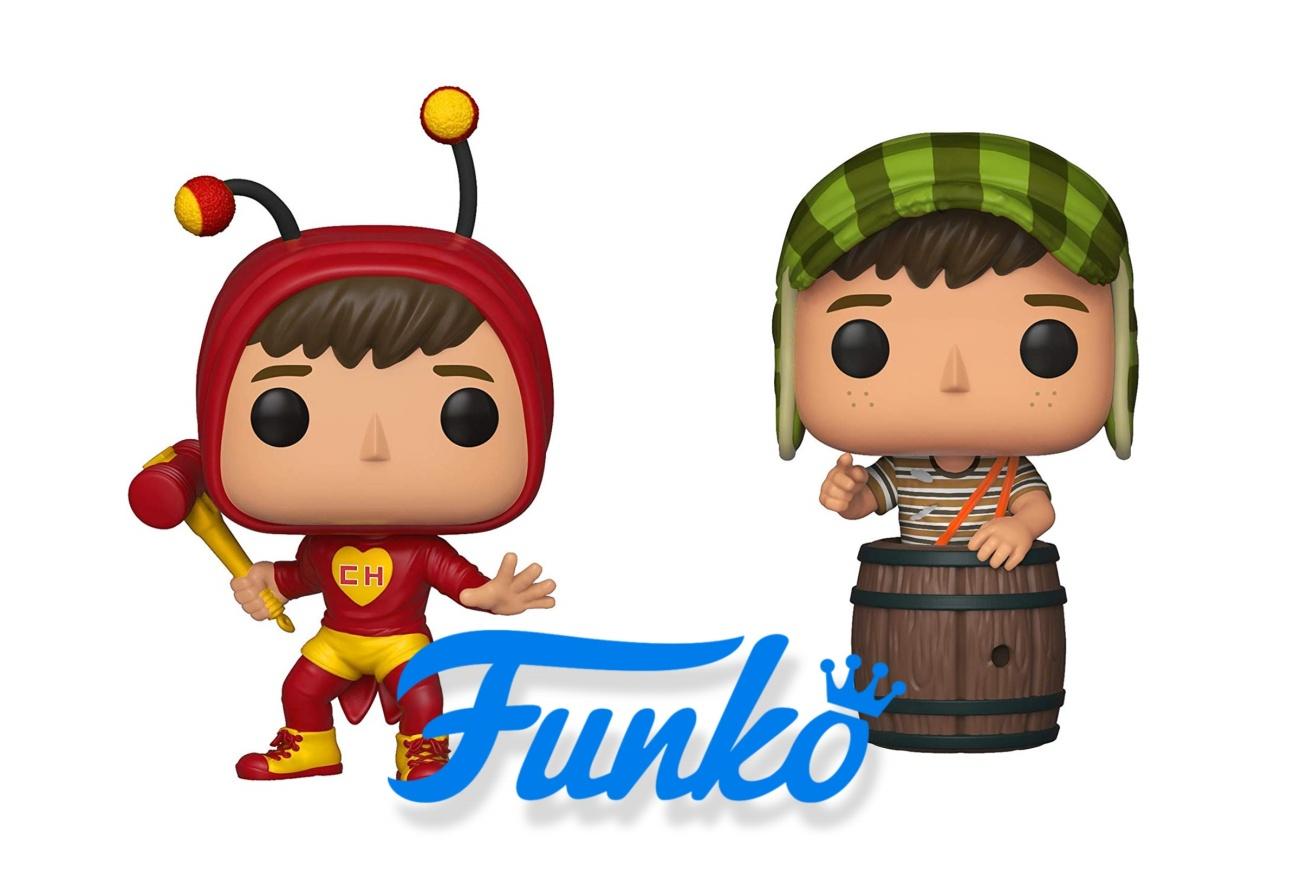 Funko Pop El Chavo Del Ocho Y Chapulin Colorado Infinitoys