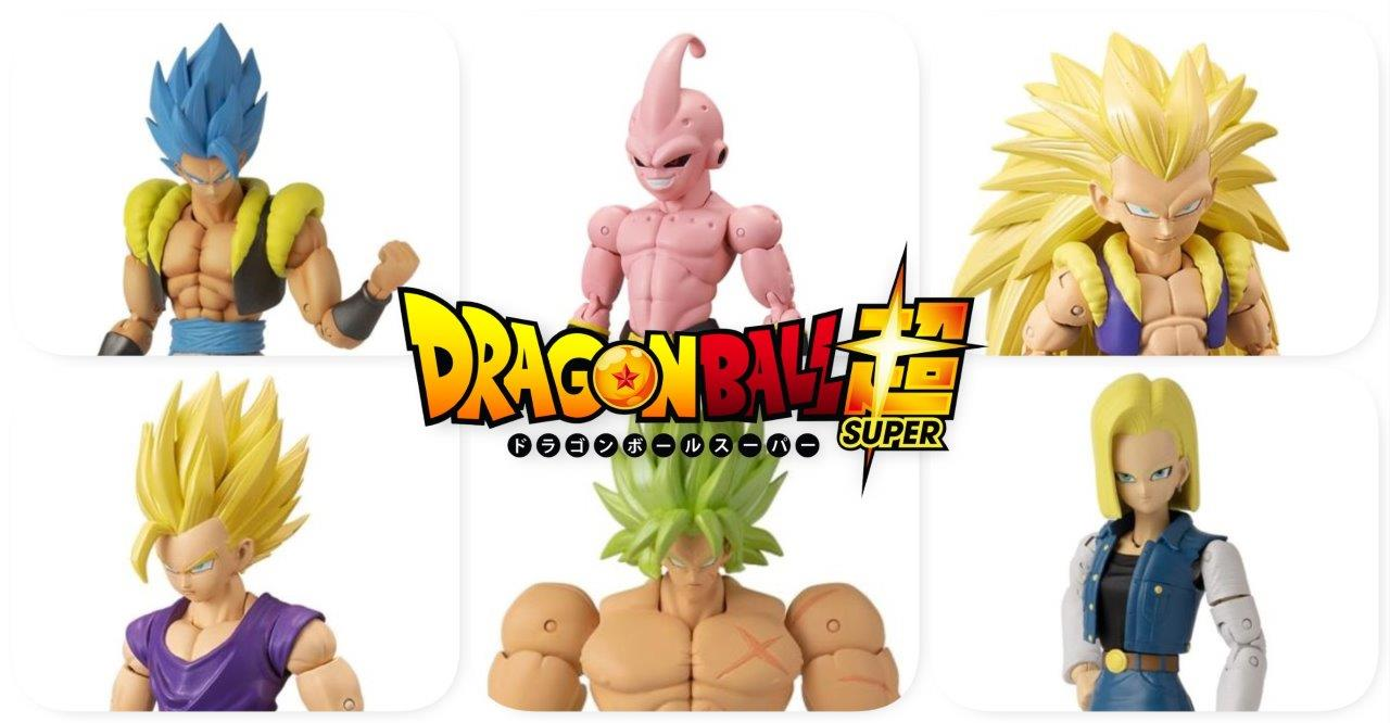 Dragon Ball Super Dragon Stars Wave 11 Y 12 Infinitoys