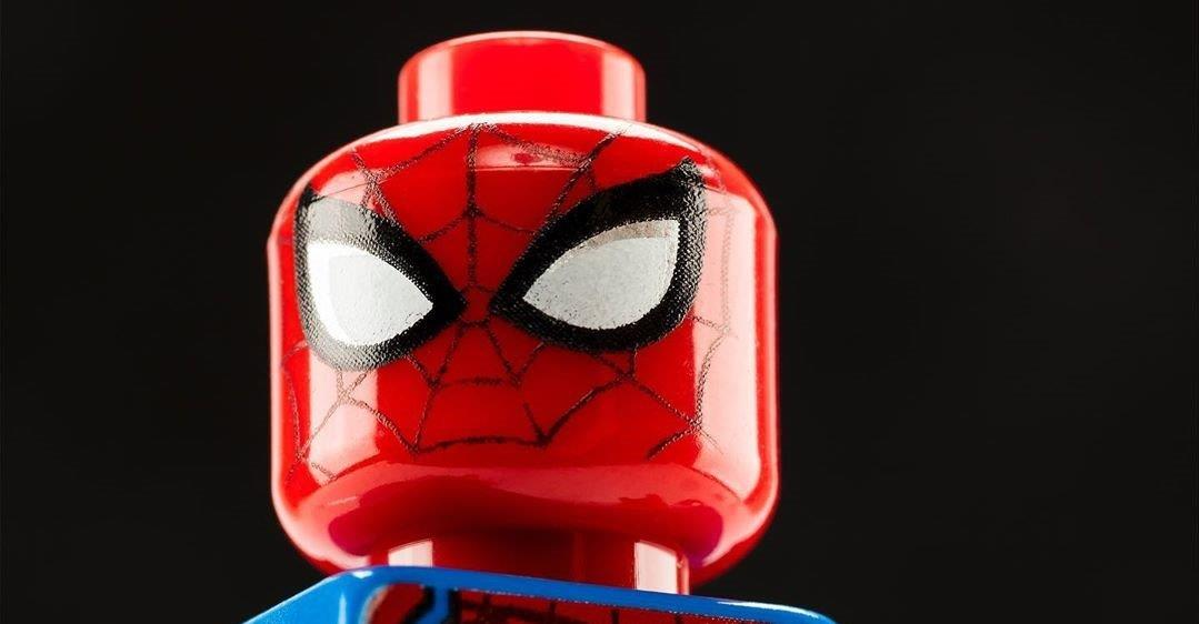 SDCC 2019: LEGO Advanced Suit Spider-Man – INFINITOYS